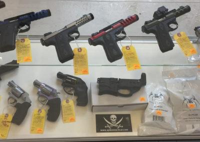 Handguns and Lowers