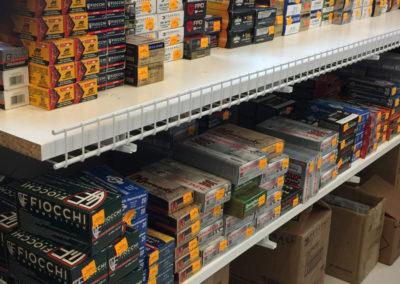 Ammo Shelves